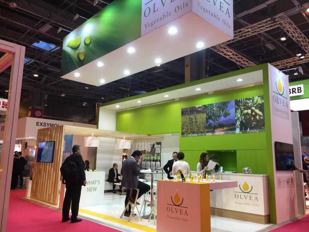 OLVEA - incosmetics industrie cosmetique fournisseur huile végétale