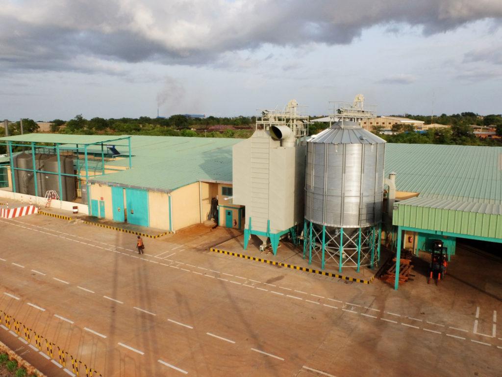 OLVEA - producteur beurre karité bio équitable durable responsable huilerie sésame burkina faso