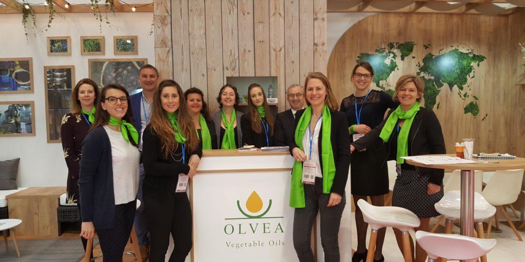 OLVEA - incosmetics industrie cosmétique fournisseur leader huiles végétales beurres