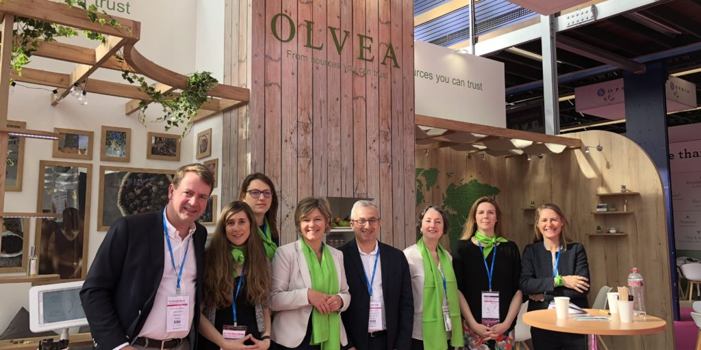 OLVEA - incosmetics producteur huile végétale cosmétique leader
