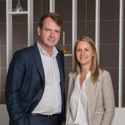 Arnauld Daudruy et Caroline Mayaud Daudruy