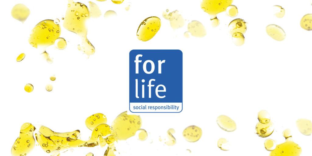 OLVEA - responsabilité sociétale for life forlife ecocert durable