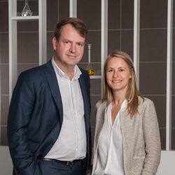 OLVEA - Arnauld Daudruy et Caroline Mayaud-Daudruy - Direction