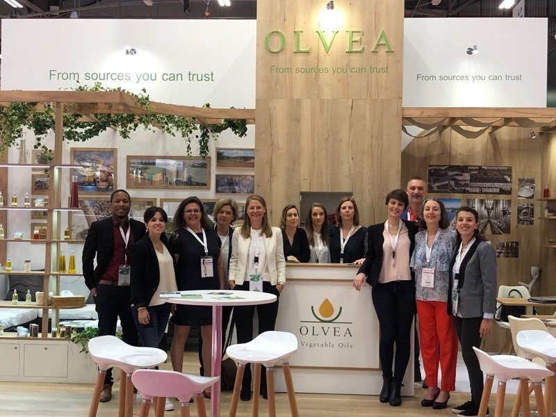 OLVEA - In Cosmetics - cosmetics industry vegetable oils