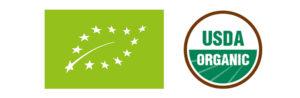 Certifications - Biologique et USDA Organic