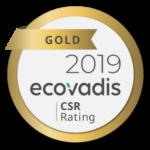 OLVEA - Responsabilité Sociétale des Entreprises - Ecovadis - Niveau Gold