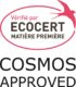 COSMOS approved - Physically Processed Agro-Ingredient - Natural cosmetic shea butter - Ecocert